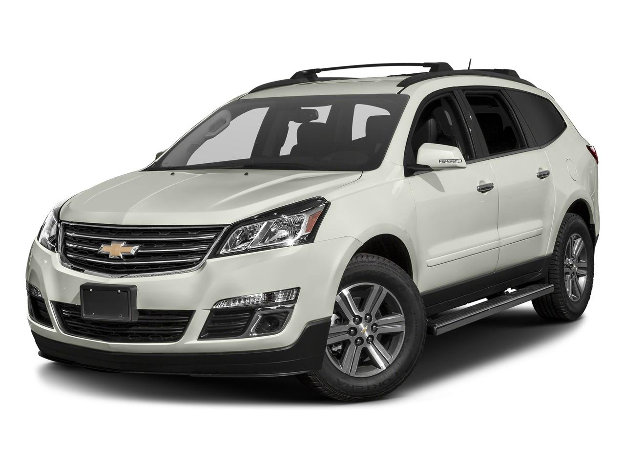 2017 Chevrolet Traverse Vehicle Photo in Rome, GA 30161