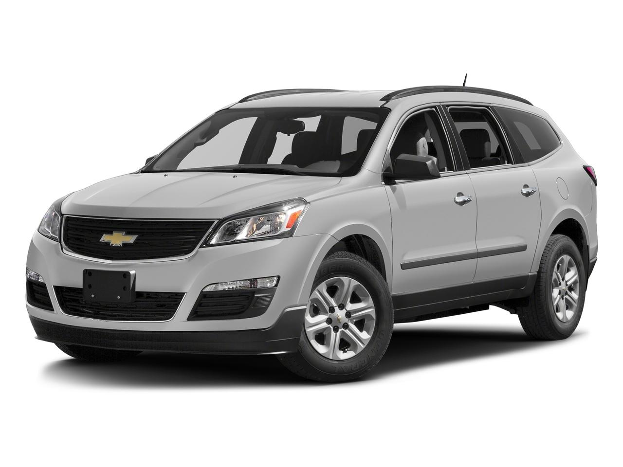 2017 Chevrolet Traverse Vehicle Photo in Akron, OH 44320