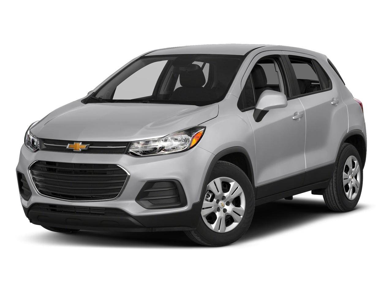 2017 Chevrolet Trax Vehicle Photo in Oklahoma City, OK 73162