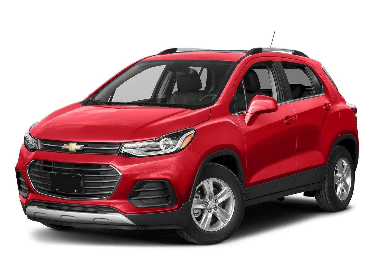 2017 Chevrolet Trax Vehicle Photo in Boonville, IN 47601