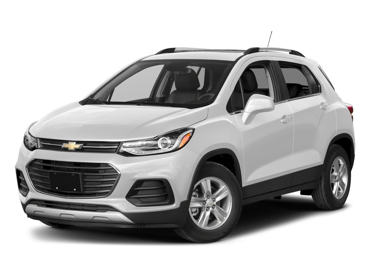 2017 Chevrolet Trax Vehicle Photo in San Angelo, TX 76901