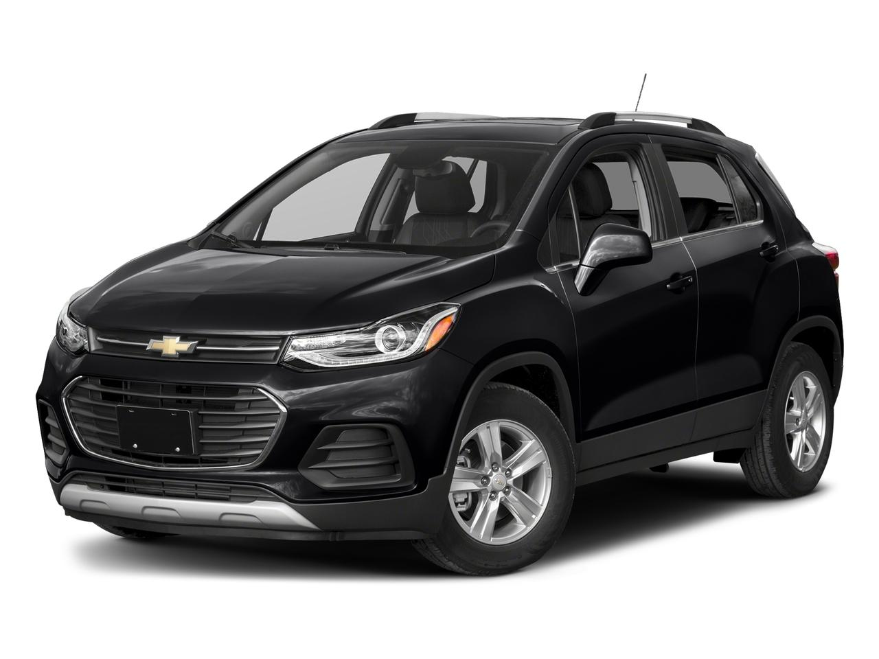 2017 Chevrolet Trax Vehicle Photo in Henderson, NV 89014