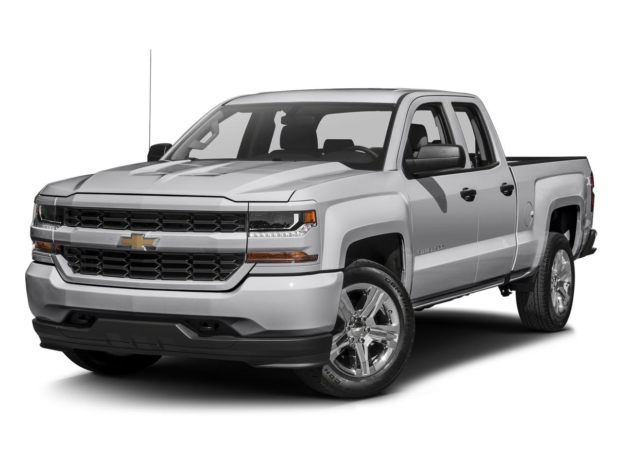 2017 Chevrolet Silverado 1500 Vehicle Photo in Joliet, IL 60586
