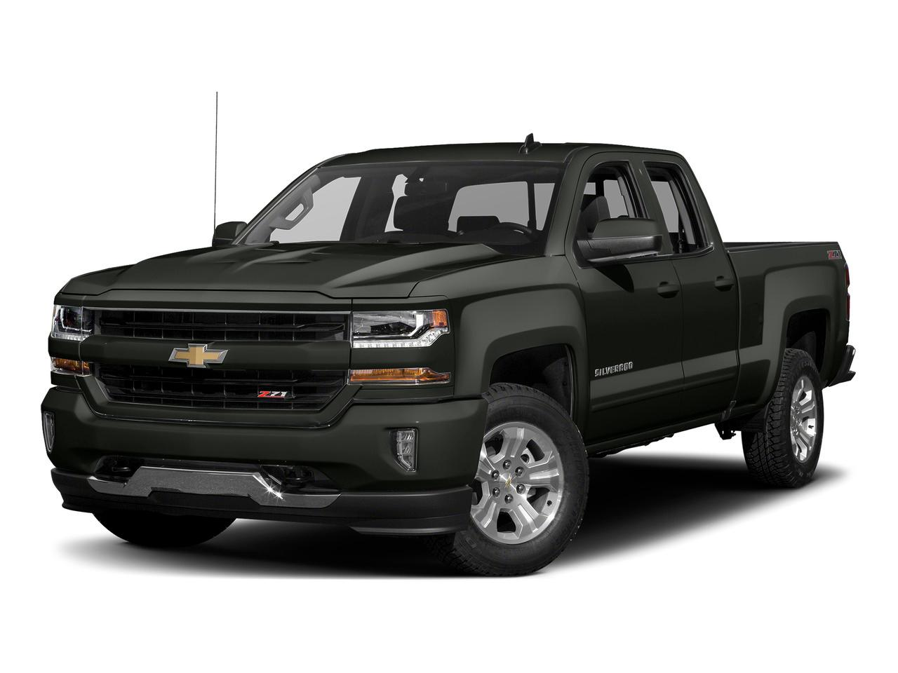 2017 Chevrolet Silverado 1500 Vehicle Photo in Warren, OH 44483