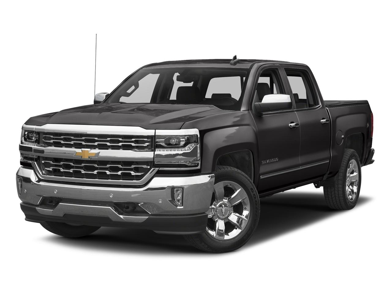 2017 Chevrolet Silverado 1500 Vehicle Photo in Lowell, IN 46356