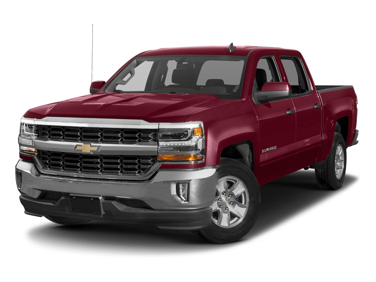 2017 Chevrolet Silverado 1500 Vehicle Photo in Vincennes, IN 47591