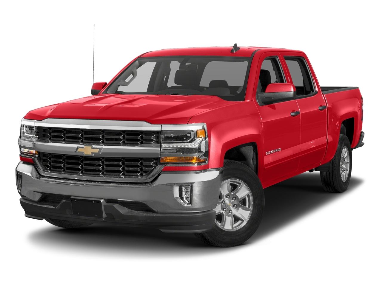 2017 Chevrolet Silverado 1500 Vehicle Photo in Danville, KY 40422