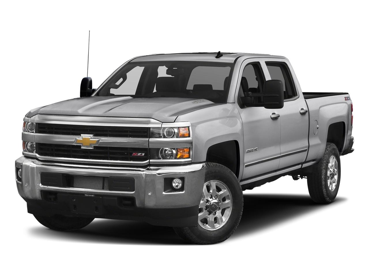 2017 Chevrolet Silverado 2500HD Vehicle Photo in Independence, MO 64055