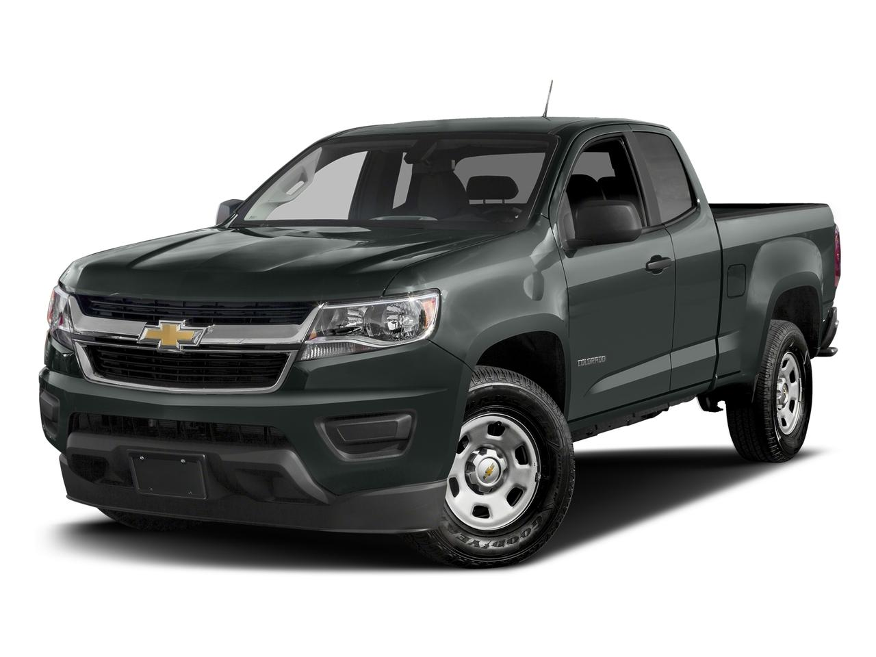 2017 Chevrolet Colorado Vehicle Photo in Mount Pleasant, PA 15666