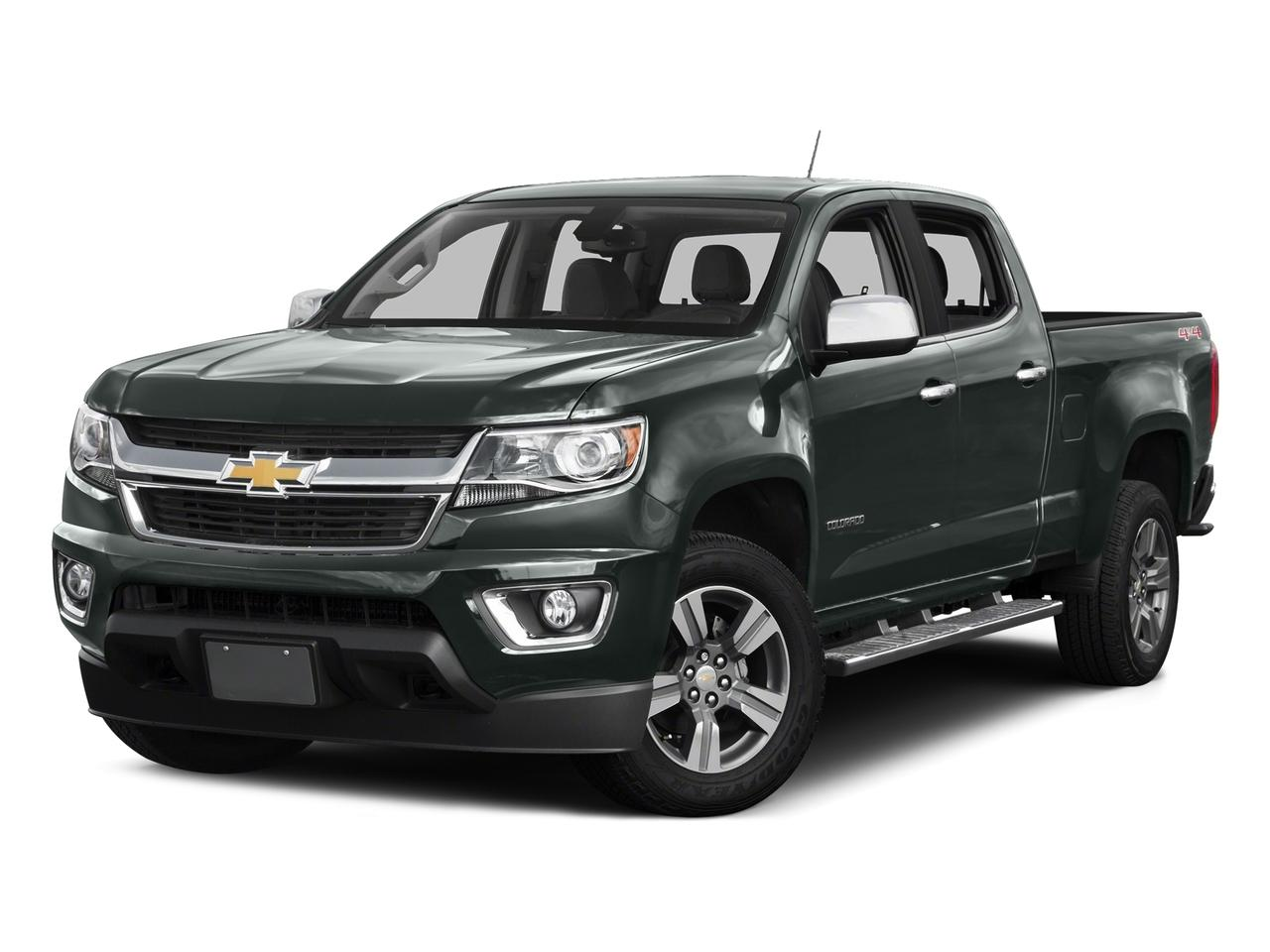 2017 Chevrolet Colorado Vehicle Photo in Westlake, OH 44145