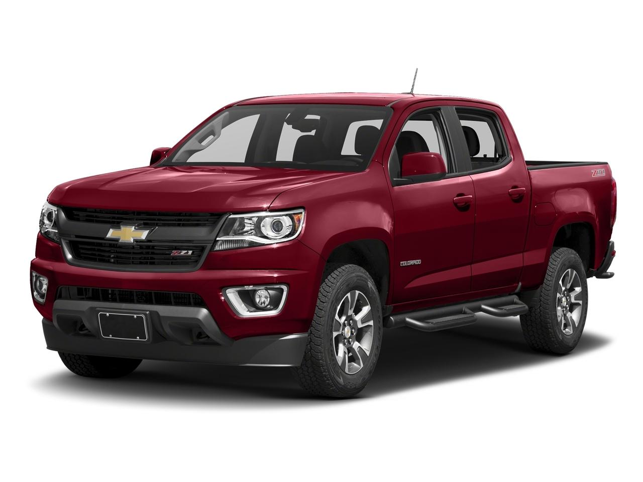 2017 Chevrolet Colorado Vehicle Photo in Peoria, IL 61615