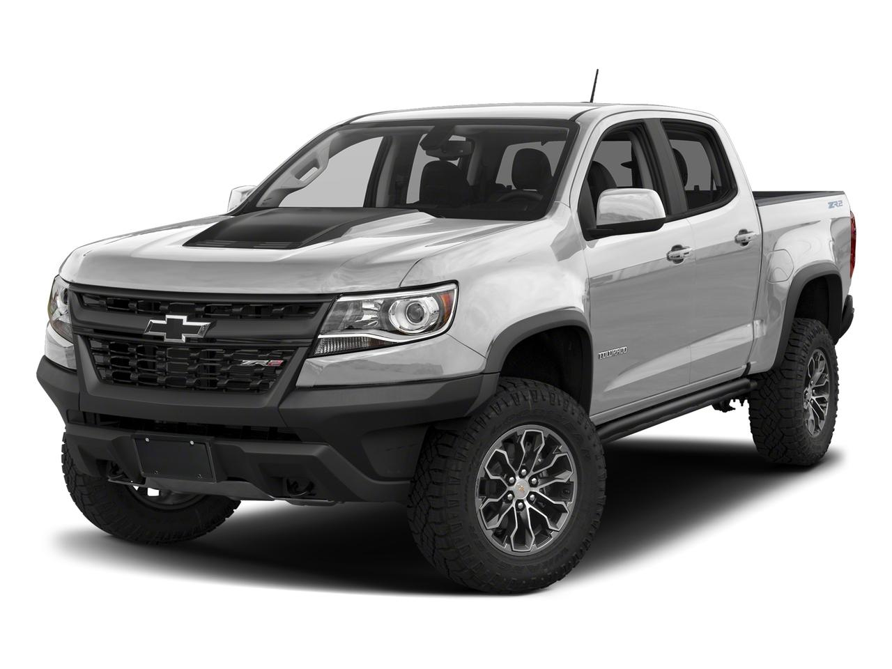 2017 Chevrolet Colorado Vehicle Photo in Moon Township, PA 15108