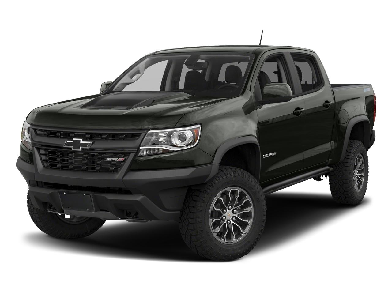 2017 Chevrolet Colorado Vehicle Photo in Gardner, MA 01440
