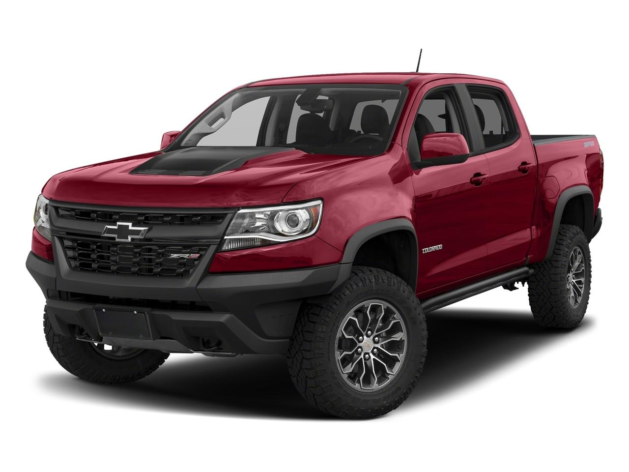 2017 Chevrolet Colorado Vehicle Photo in Willoughby Hills, OH 44092
