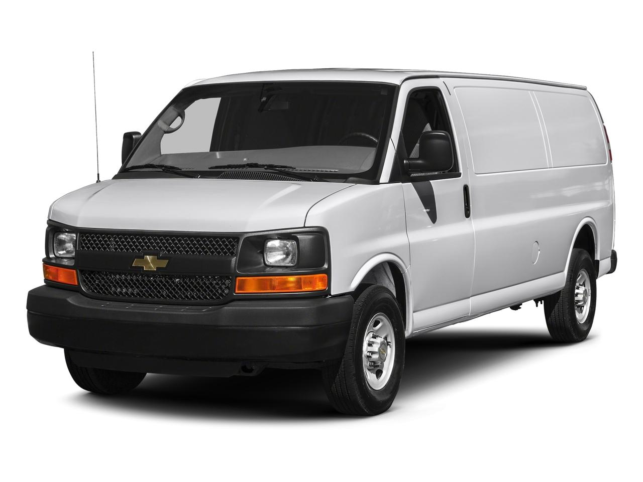 2017 Chevrolet Express Cargo Van Vehicle Photo in West Chester, PA 19382