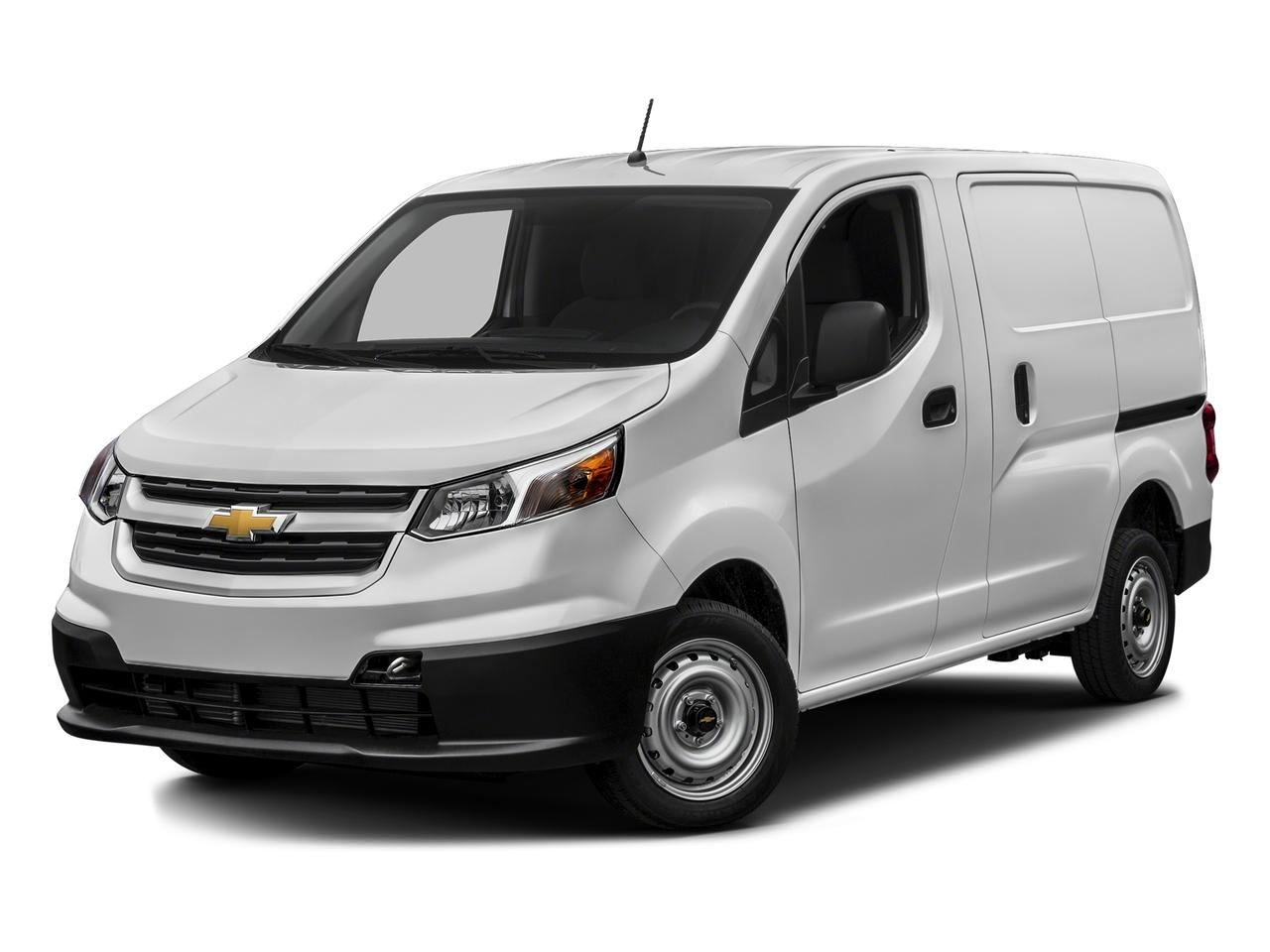 2017 Chevrolet City Express Cargo Van Vehicle Photo in Peoria, IL 61615