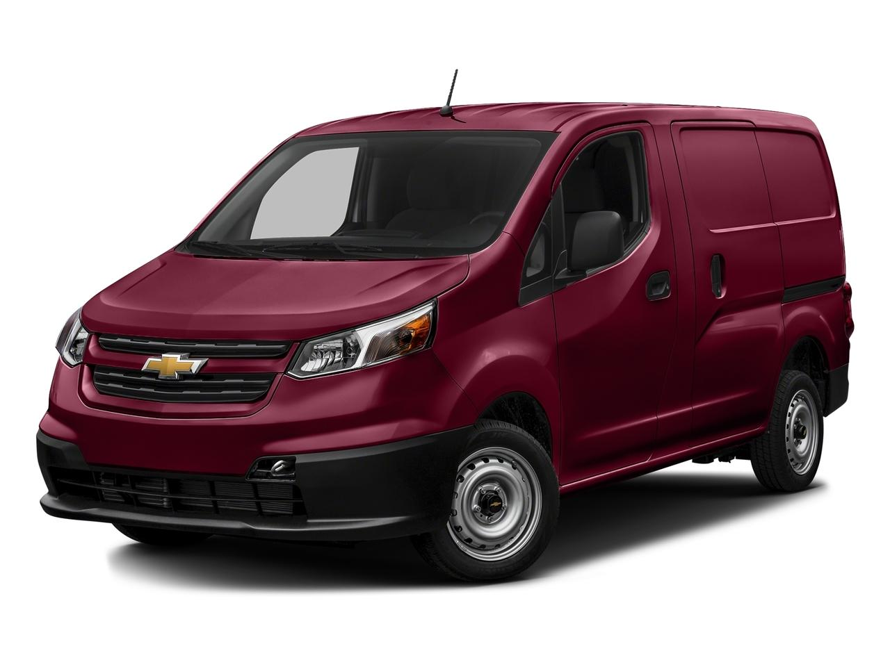 2017 Chevrolet City Express Cargo Van Vehicle Photo in Burlington, WI 53105