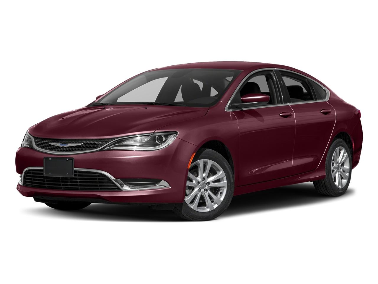 2017 Chrysler 200 Vehicle Photo in Killeen, TX 76541