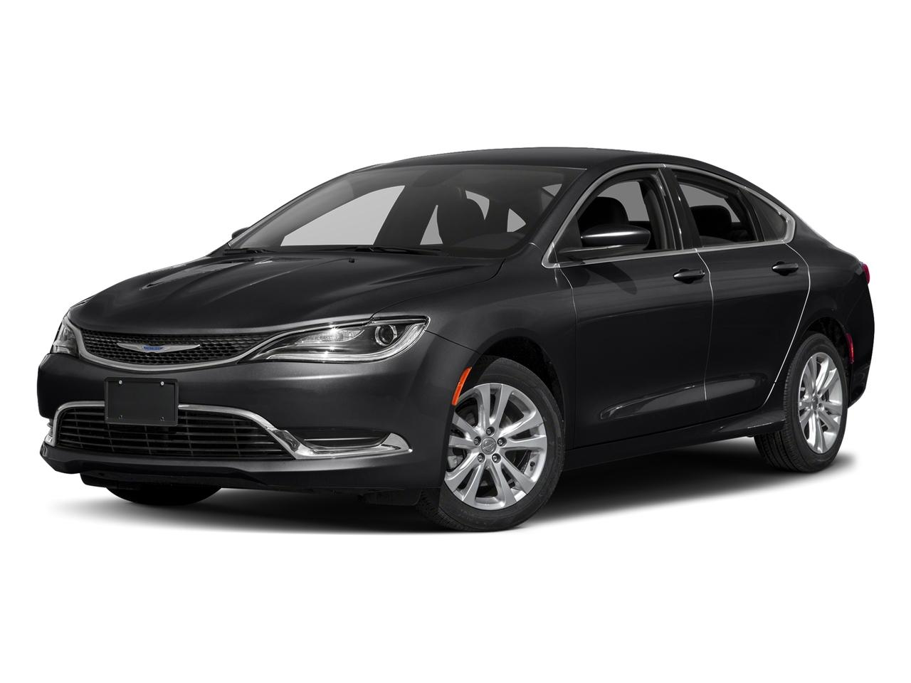 2017 Chrysler 200 Vehicle Photo in Plainfield, IL 60586