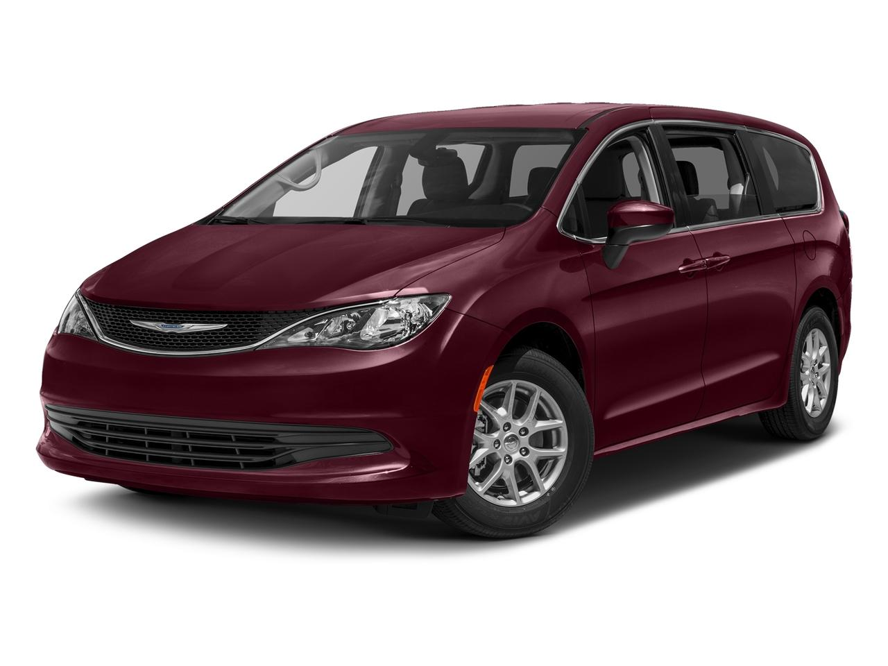 2017 Chrysler Pacifica Vehicle Photo in West Harrison, IN 47060