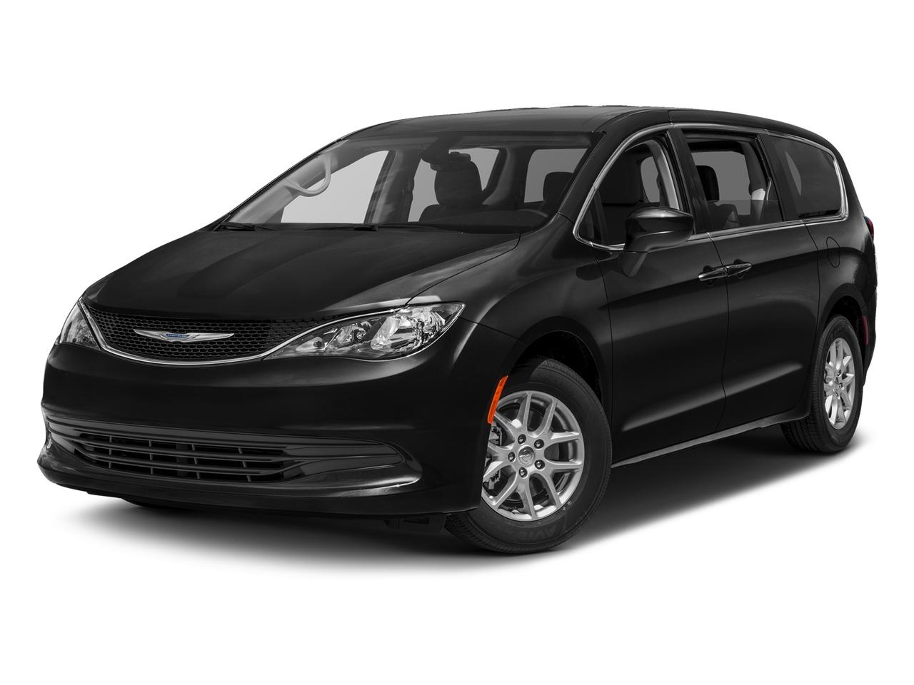 2017 Chrysler Pacifica Vehicle Photo in Peoria, IL 61615