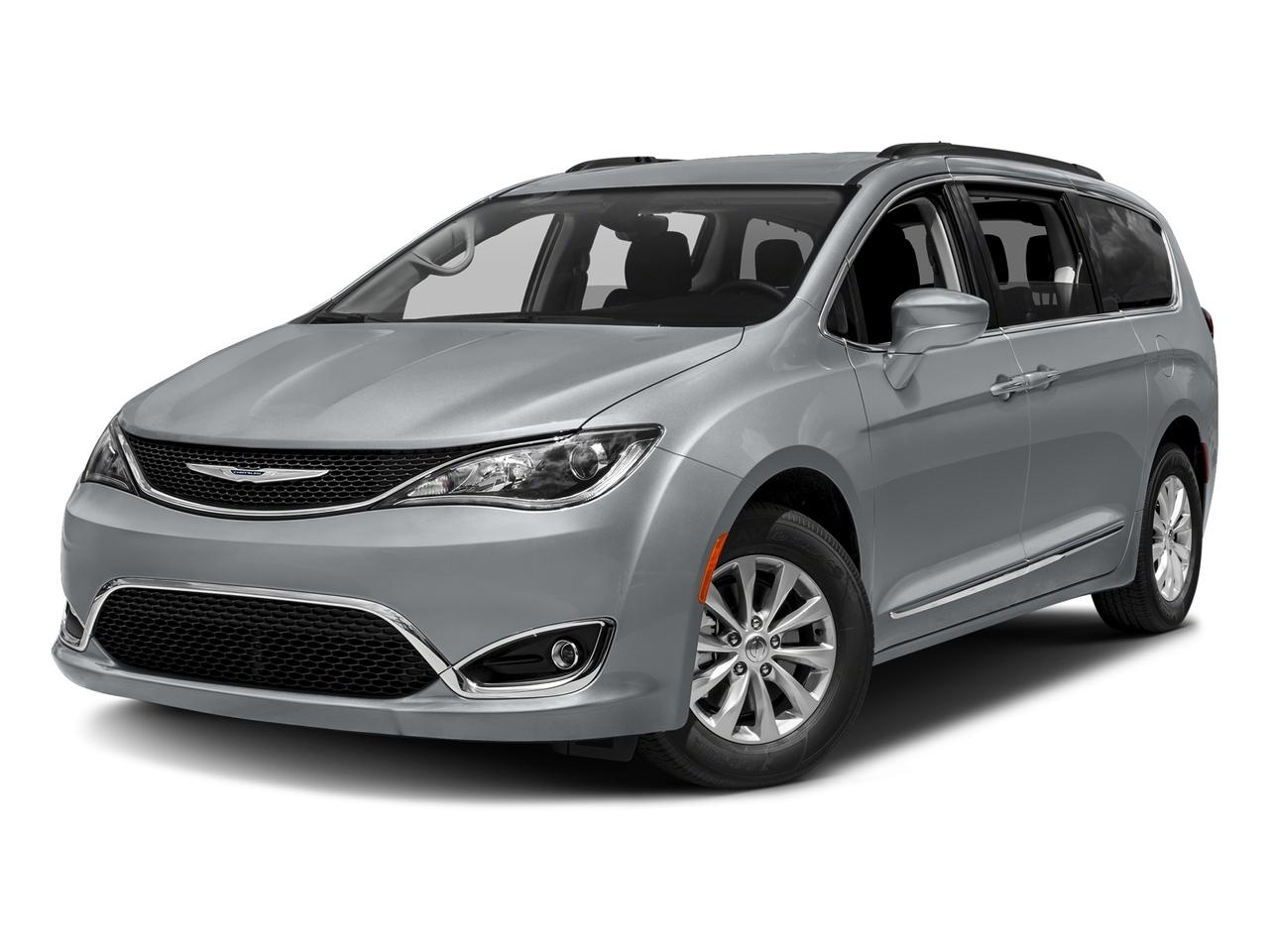 2017 Chrysler Pacifica Vehicle Photo in Tulsa, OK 74133