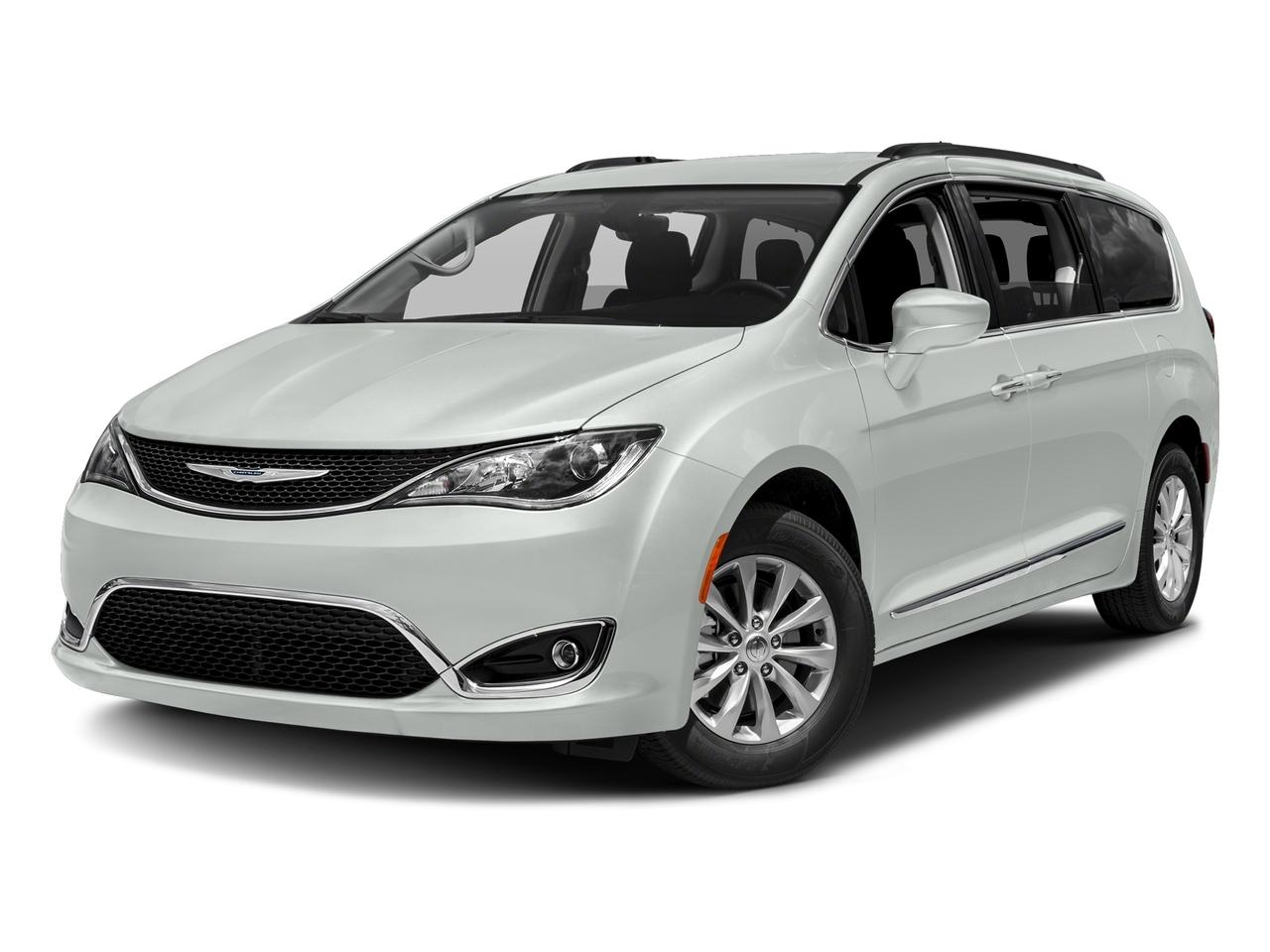 2017 Chrysler Pacifica Vehicle Photo in Pittsburg, CA 94565