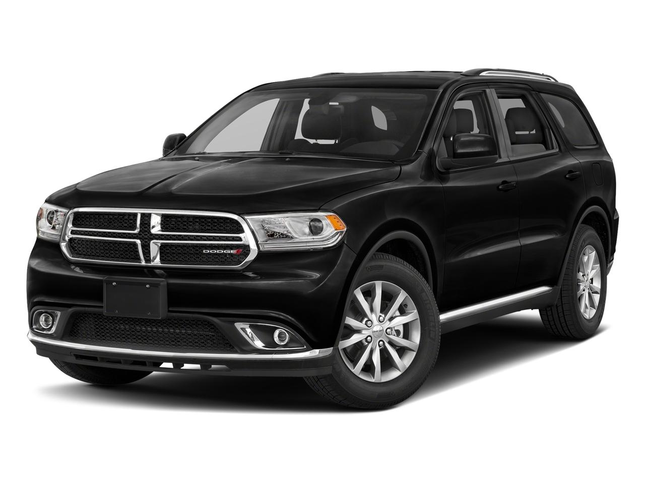 2017 Dodge Durango Vehicle Photo in Greeley, CO 80634