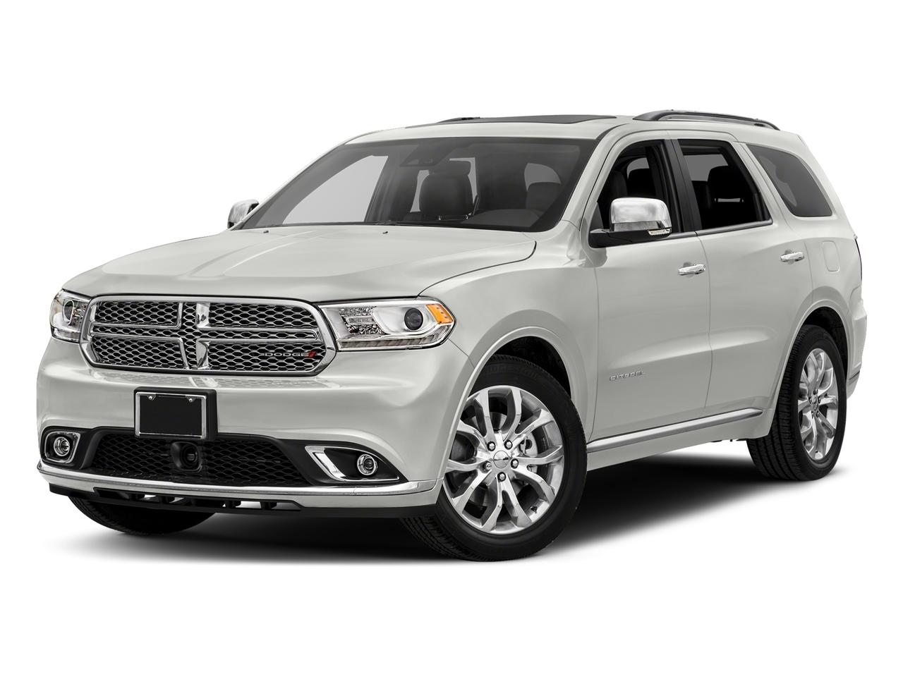 2017 Dodge Durango Vehicle Photo in Austin, TX 78759