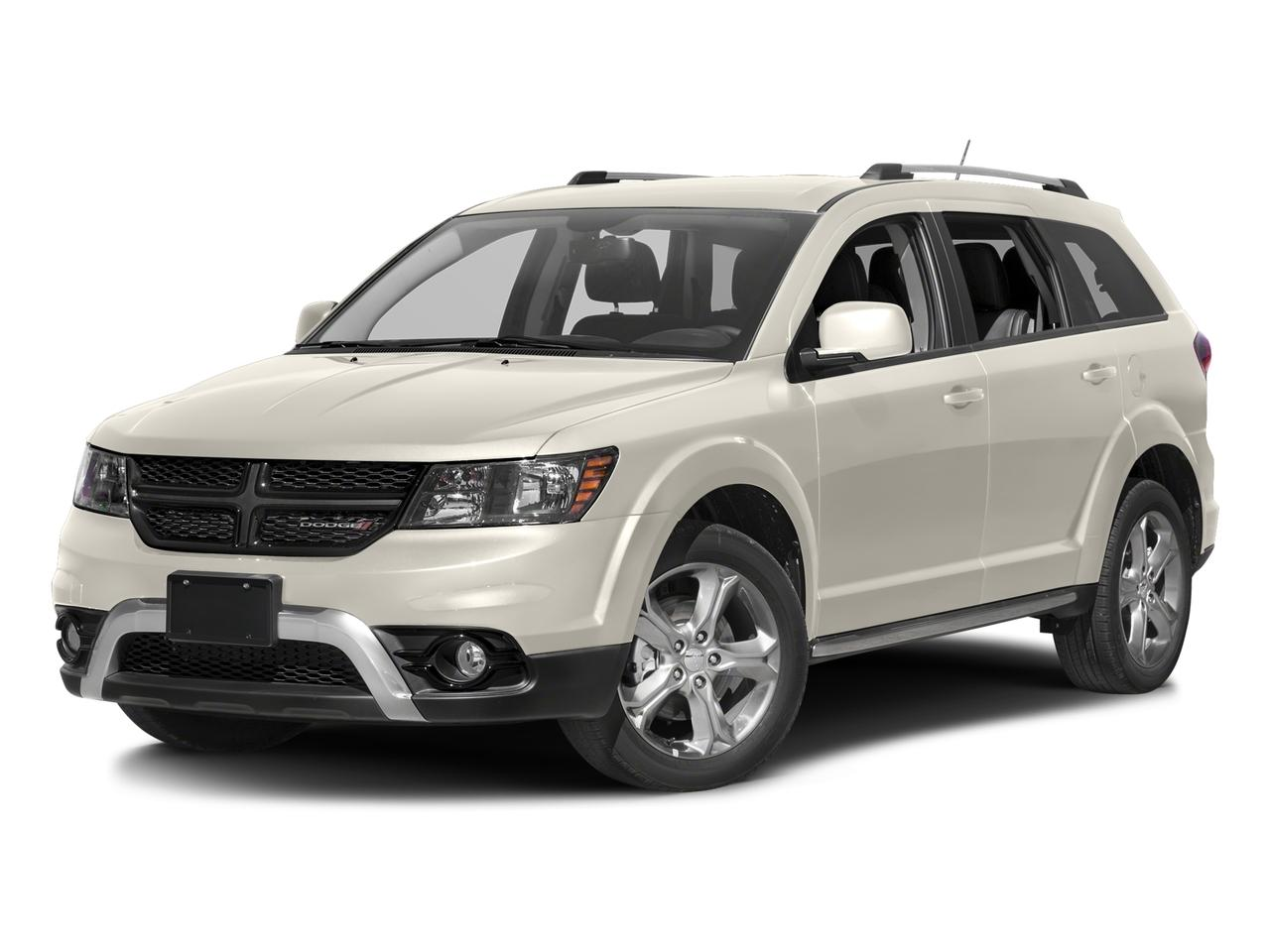 2017 Dodge Journey Vehicle Photo in Edinburg, TX 78539