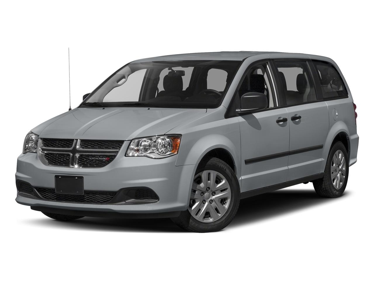 2017 Dodge Grand Caravan Vehicle Photo in Spokane, WA 99207