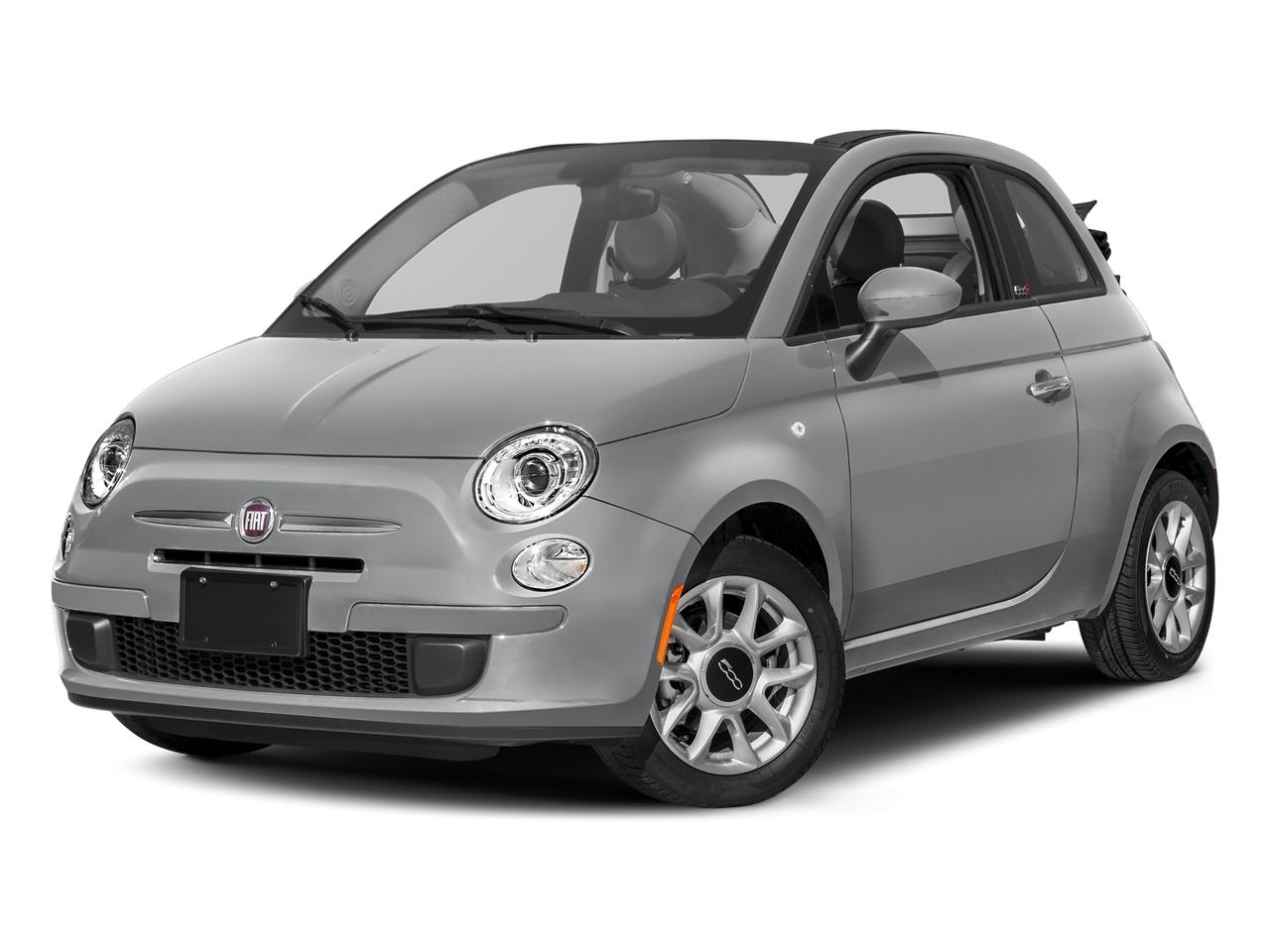 2017 FIAT 500c Vehicle Photo in Melbourne, FL 32901