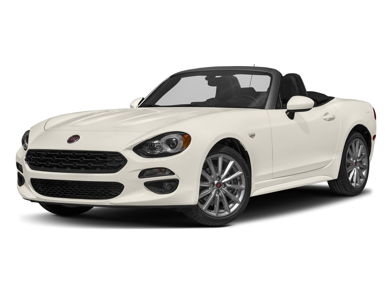 2017 FIAT 124 Spider Vehicle Photo in Greenville, NC 27834