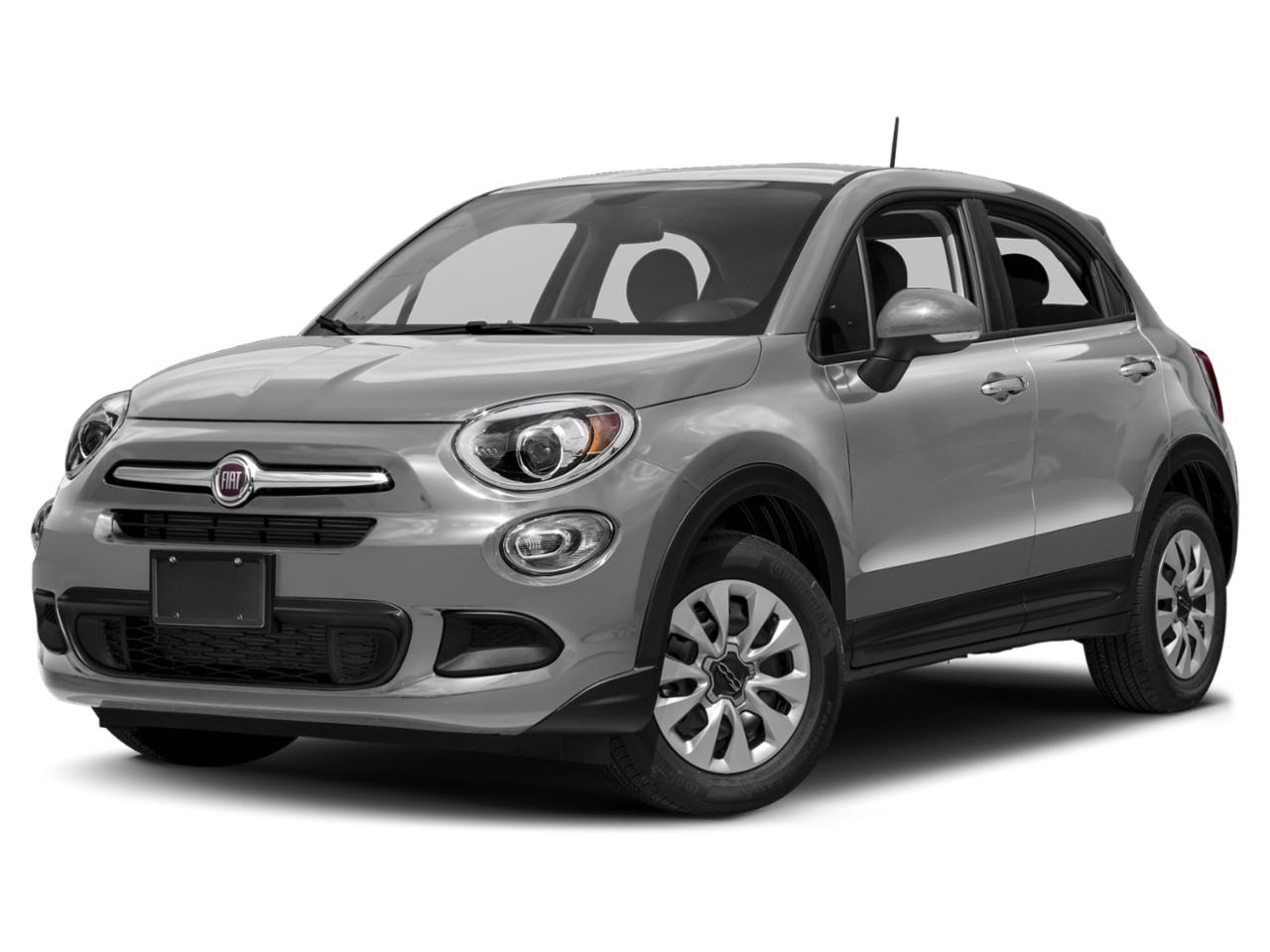 2017 FIAT 500X Vehicle Photo in Colma, CA 94014