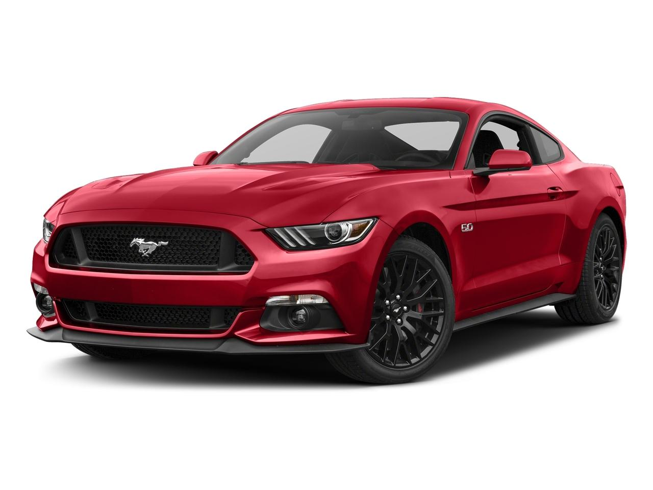 2017 Ford Mustang Vehicle Photo in Portland, OR 97225