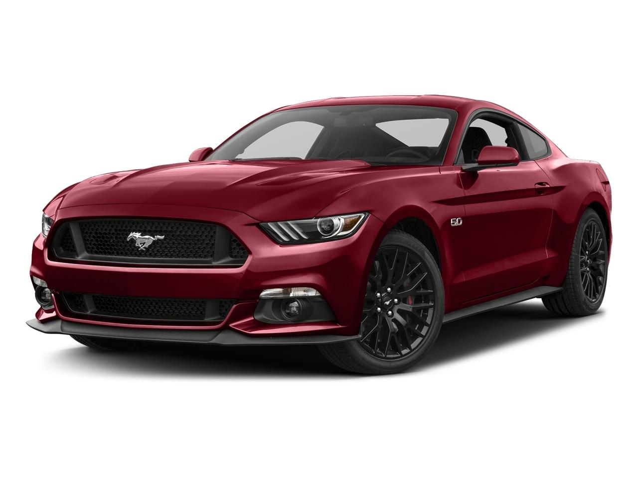 2017 Ford Mustang Vehicle Photo in Houston, TX 77090