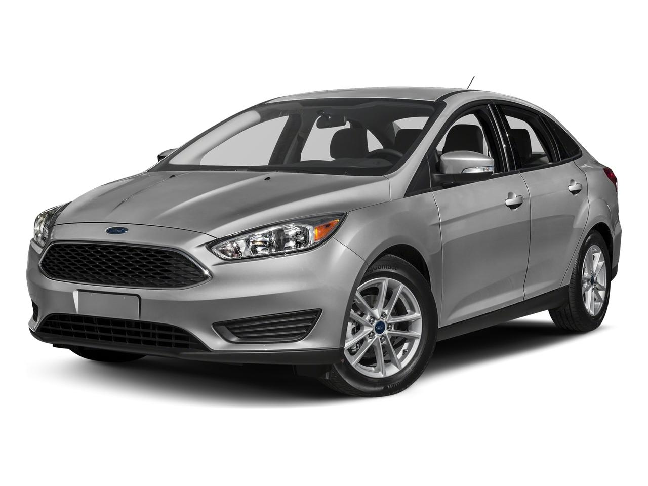 2017 Ford Focus Vehicle Photo in Hyde Park, VT 05655