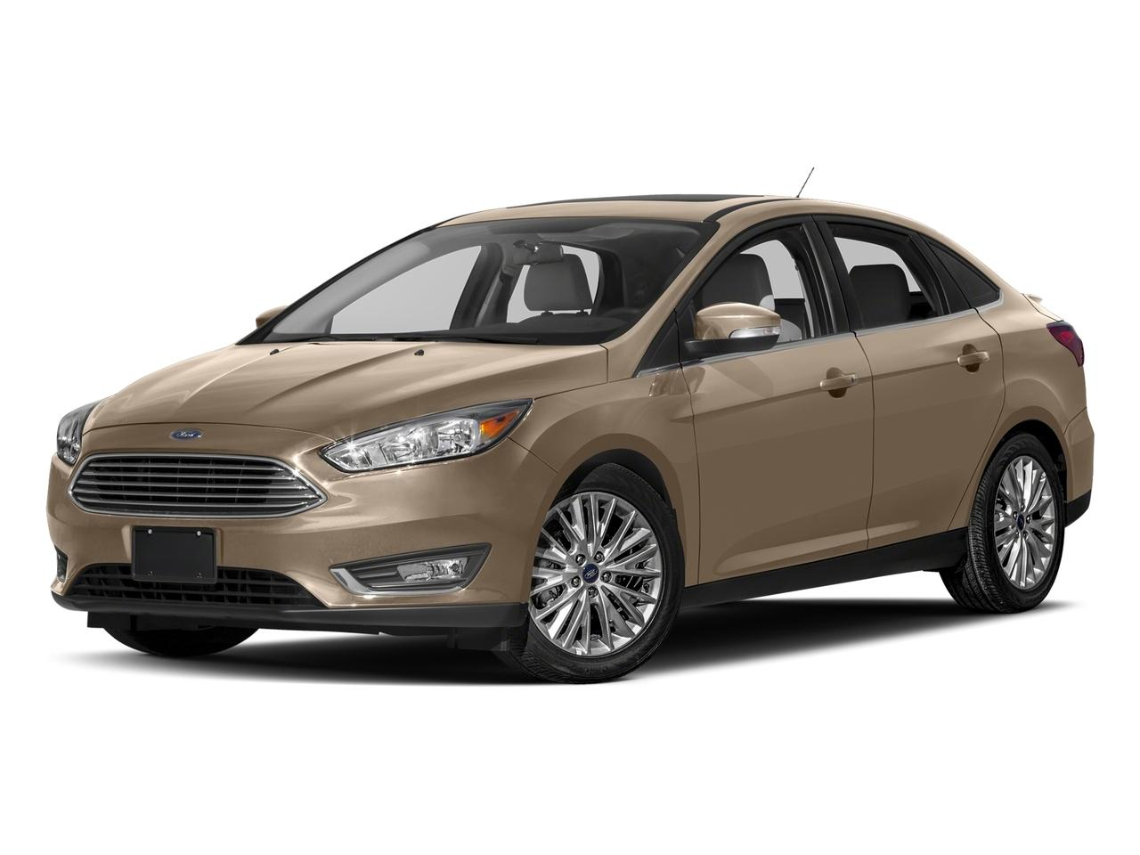 2017 Ford Focus Vehicle Photo in Colorado Springs, CO 80920