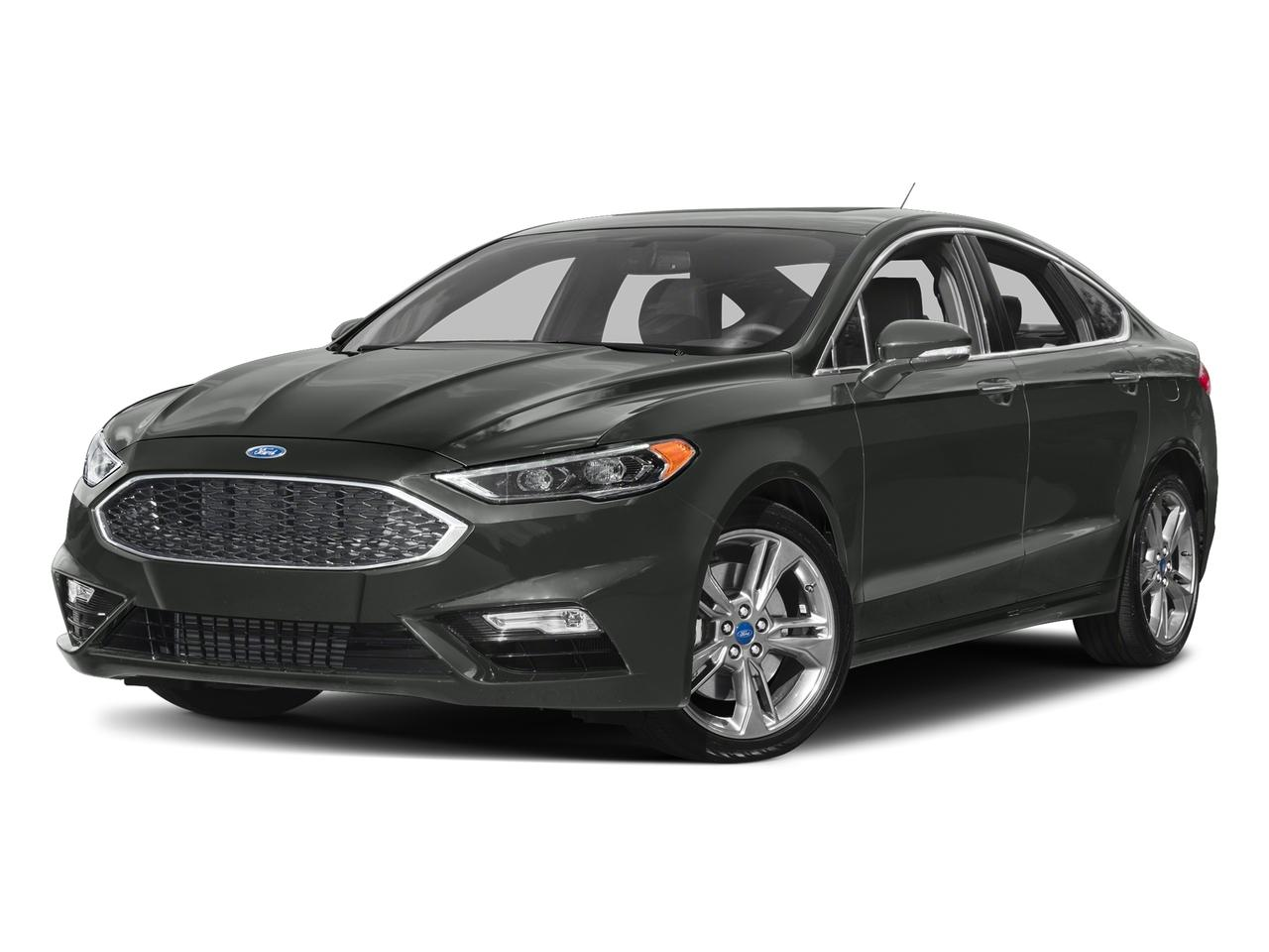 2017 Ford Fusion Vehicle Photo in Decatur, IL 62526