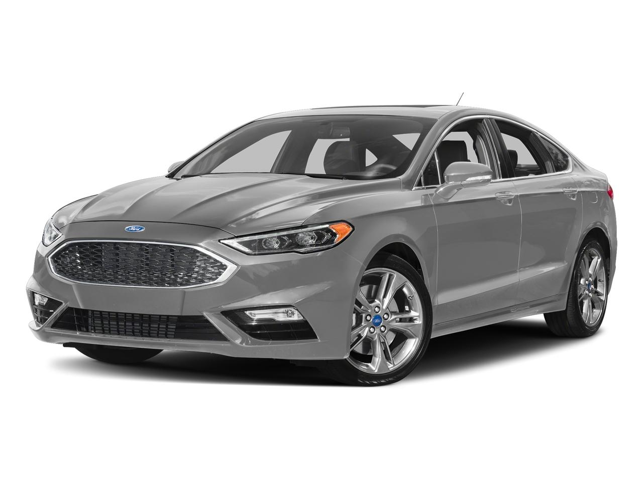 2017 Ford Fusion Vehicle Photo in Edinburg, TX 78539