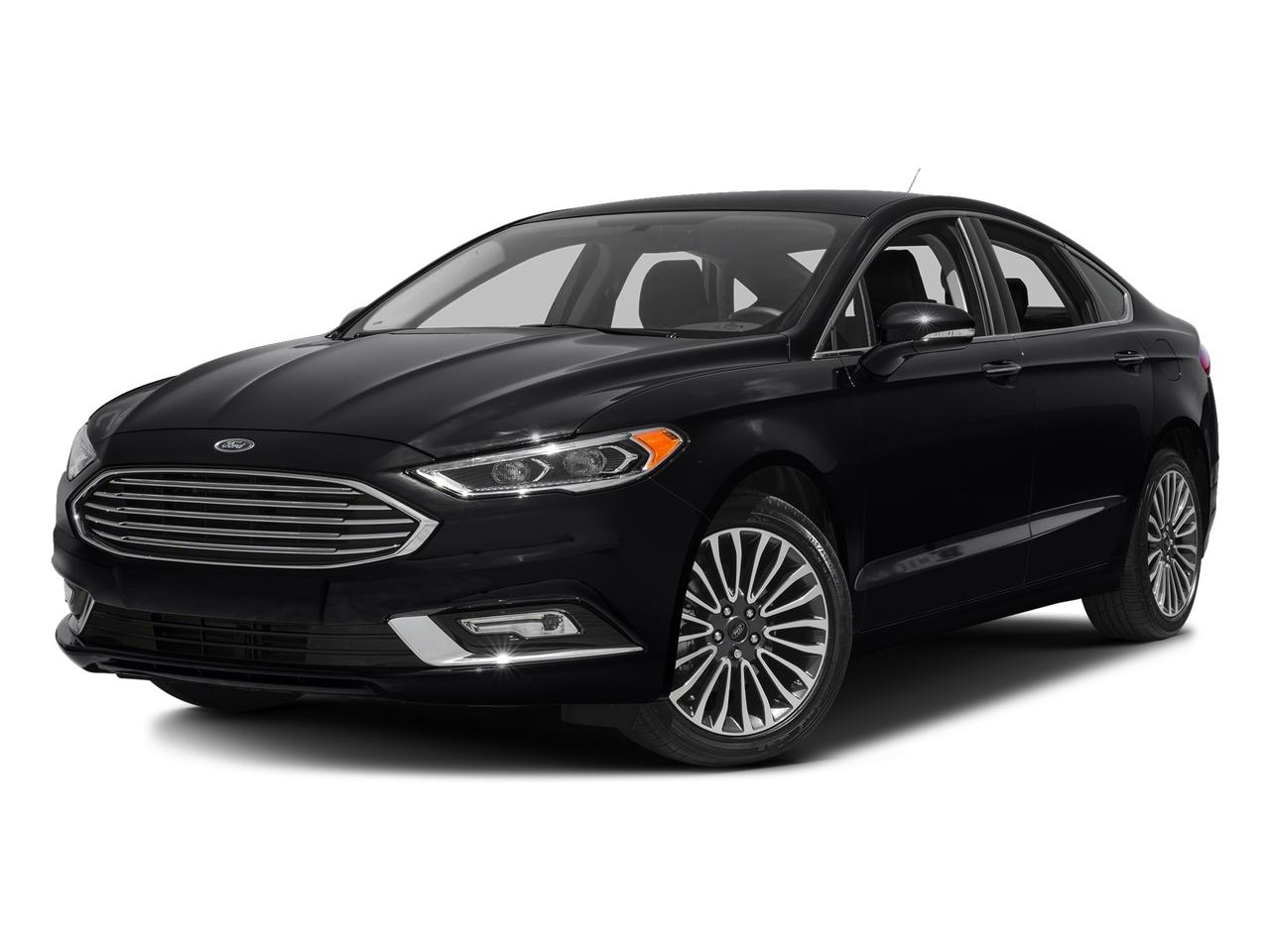 2017 Ford Fusion Vehicle Photo in San Antonio, TX 78254