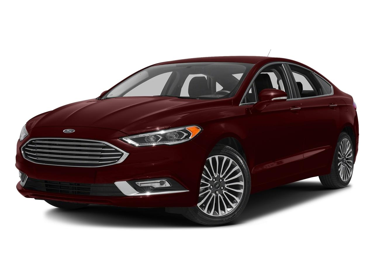 2017 Ford Fusion Vehicle Photo in Souderton, PA 18964-1038