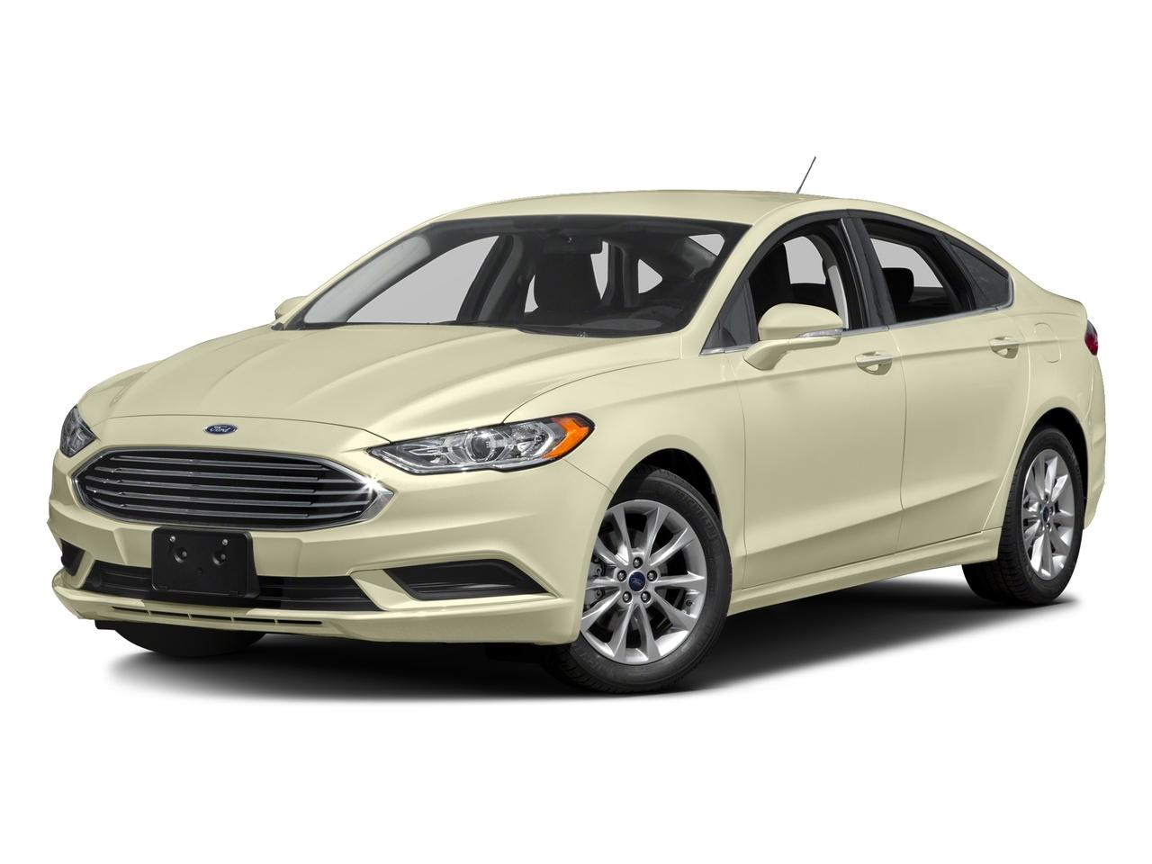2017 Ford Fusion Vehicle Photo in Twin Falls, ID 83301