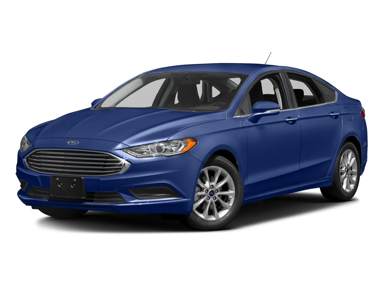 2017 Ford Fusion Vehicle Photo in Danville, KY 40422