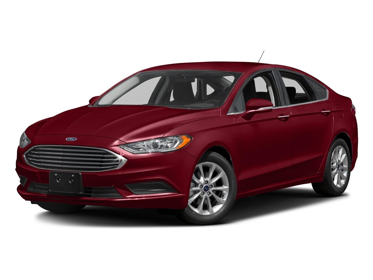 2017 Ford Fusion Vehicle Photo in Manhattan, KS 66502