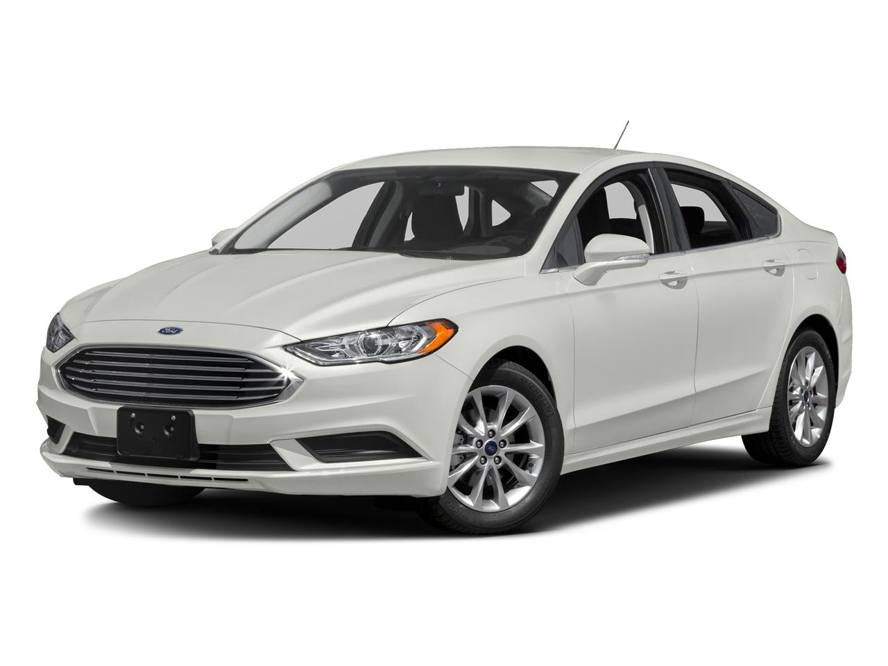 2017 Ford Fusion Vehicle Photo in Owensboro, KY 42302