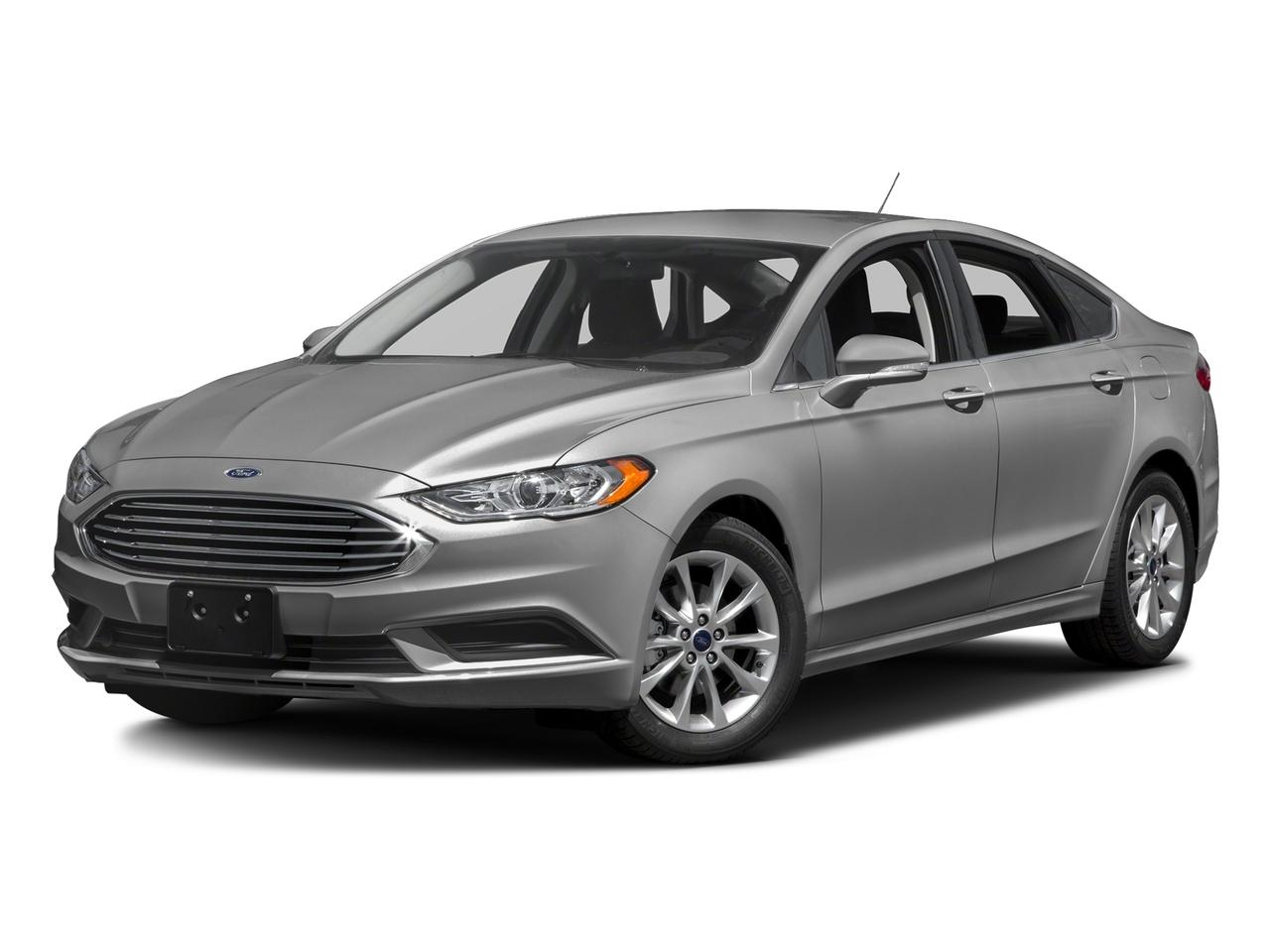 2017 Ford Fusion Vehicle Photo in Warrensville Heights, OH 44128