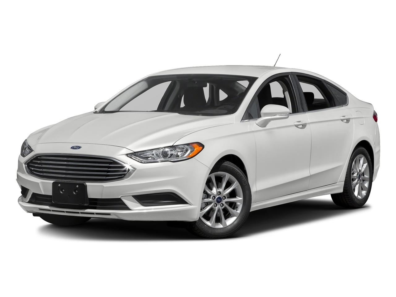 2017 Ford Fusion Vehicle Photo in Elyria, OH 44035