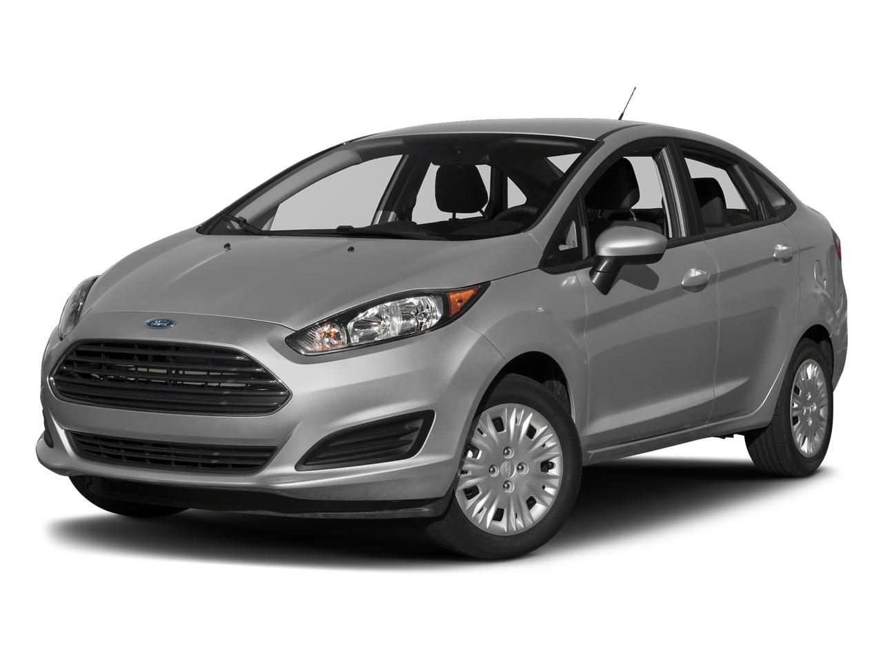 2017 Ford Fiesta Vehicle Photo in Rockville, MD 20852