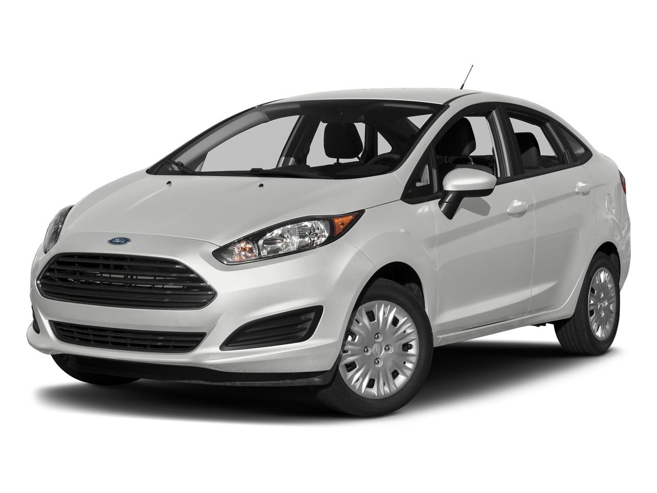 2017 Ford Fiesta Vehicle Photo in Hollywood, MD 20636